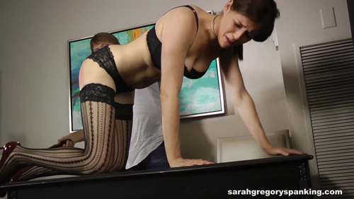 Secretary spanked powered by vbulletin