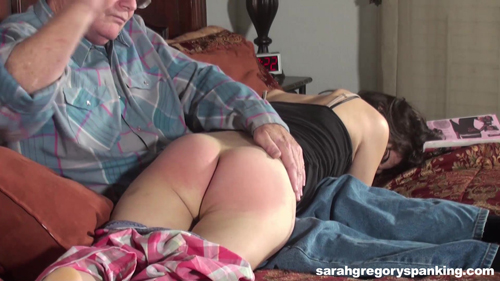 Alice Michaels Spanked